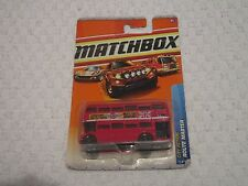 Matchbox City Action Route Master Red #71/100