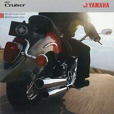 Prospekt Yamaha Cruiser 2005 XVS 1100 A 650 Motorrad Japan brochure brosjyre