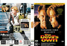 The Devil's Own-1997-Harrison Ford- Movie-DVD