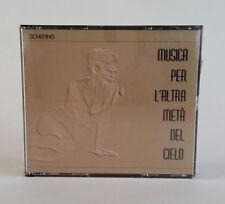 MUSICA PER L'ALTRA METà DEL CIELO SHERING cd 2 CLASSICA Meta