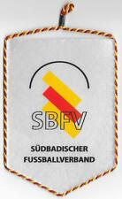 SOUTH BADEN REGIONAL FOOTBALL ASSOCIATION GERMANY OFFICIAL SMALL PENNANT OLD #2