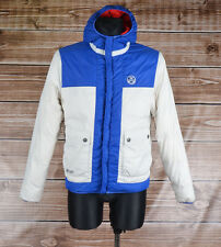 North Sails Reversible Hooded Down Men Jacket Size M, Genuine