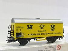 Märklin H0 94080 /PMS 62-09 Güterwagen 10 Jahre Deut. Posteinheit DB OVP (Q1774)