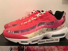 NIKE Air Max 95 x Dave White FOX & Rabbit Pack US 11 UK 10 45 ARANCIONE 872640-600