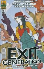 Exit Generation #3 (Of 4) Cover B Comic Book 2015 - Comixtribe