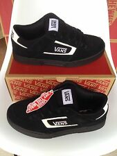 VANS CHURCHILL MENS SUEDE TRAINERS SKATER SHOES SIZE 12 UK NEW IN BOX