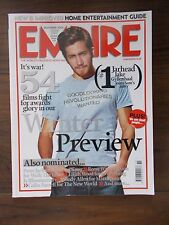 EMPIRE FILM MAGAZINE No 197 NOVEMBER 2005 JAKE GYLLENHAAL