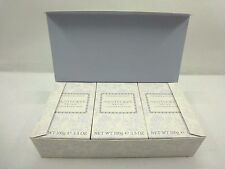 CRABTREE & EVELYN  NANTUCKET BRIAR SCENTED SOAP SET OF 3 - 3.5 OZ EACH  New