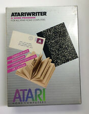Atari Writer - A Word Processor - For All Atari Home Computers 400 800 XE XL gr
