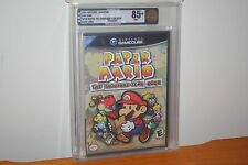 Paper Mario: The Thousand-Year Door (Gamecube) NEW SEALED BLACK LABEL VGA 85+!