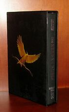 The Hunger Games by Suzanne Collins** Collector's Edition 1st/1st in Slipcase