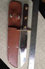 Vintage Parker Seki Japan Eagle Brand Cutlery Large Bowie Knife