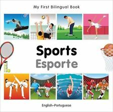 My First Bilingual Book-Sports (English-Portuguese), Milet Publishing