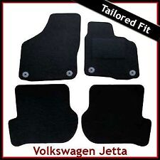Volkswagen VW Jetta Tailored Fitted Carpet Car Mat (2006 2007...2009 2010) Round