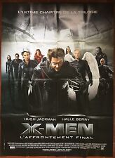 Affiche X-MEN AFFRONTEMENT FINAL Last Stand HUGH JACKMAN Halle Berry 120x160 *D