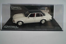 Modellauto 1:43 Opel Collection Opel Rekord D 2,1 Liter 1973-1977 Nr. 20