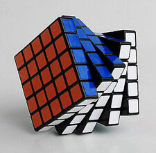 Popular Magic ABS Ultra-smooth Professional Speed Cube Rubiks 5X5X5 Puzzle Twist