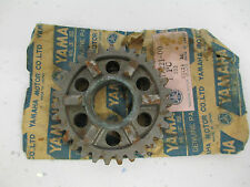 NOS YAMAHA TX500 TX500A SECOND WHEEL GEAR