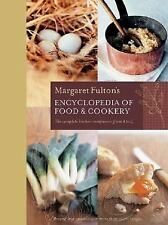 Margaret Fulton's Encyclopedia of Food & Cookery: The Complete Kitchen-ExLibrary