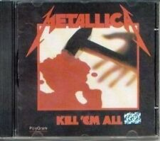 METALLICA KILL 'EM ALL BRAND NEW SEALED CD