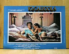 IO CALIGOLA fotobusta poster affiche Malcom Mc Dowell Tinto Brass Caligula 1979