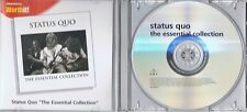 STATUS QUO - Woth It! - Essential Collection - CD Album Hits Whatever you want
