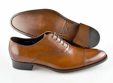 R - Men's TO BOOT NEW YORK 'Brandon' Brown Leather Oxfords Size US 9.5 - D