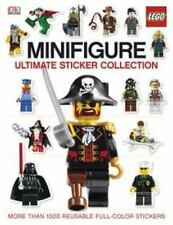 Ultimate Sticker Collection: LEGO Minifigure