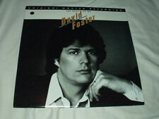 MFSL DAVID FOSTER The Best of Me (1983) LP Audiophile Mobile Fidelity Japan
