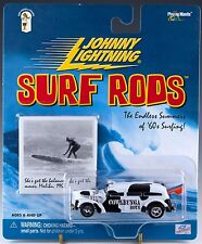 Johnny Lightning Surf Rods Cowabunga Boys Meat Wagon New On Card