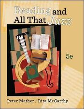 Reading and All That Jazz, Peter Mather, Rita McCarthy, Good Book
