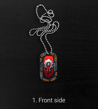 World of Warcraft Horde Dogtag
