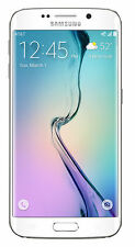 Samsung Galaxy S6 Edge 64GB 4G LTE GSM Unlocked + AT&T Pearl White SM-G925A NEW