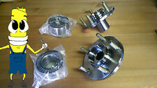 Front Wheel Hub and Bearing Kit Assembly for Mazda 3 2005-2013 with ABS PAIR TWO