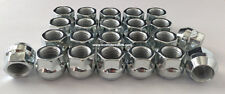 "20 - 9/16"" Dodge RAM 1500 Truck WHEEL CHROME AR OPEN END LUG NUTS 2002-2011"