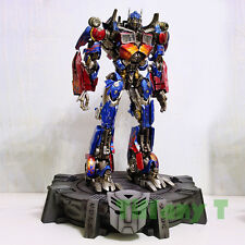 G1 Transformers DMK Exhibition MP Display Base Stand Booth Resin Optimus Prime