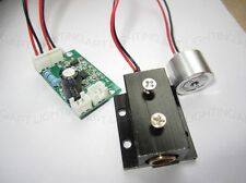 532nm 50mW Green Laser Module & 660nm 200mW Red Module with Driver board + TTL