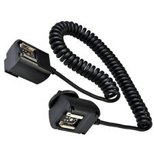 3M Godox TTL Off Camera Flash Cable Hot Shoe Sync Cord for Canon DSLR Speedlite