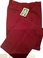 carabou MOLESKIN (34-31) Wine RRP £39.99 men's country farm hunting trousers