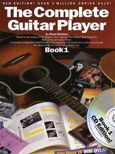 La completa GUITAR Player-LIBRO 1 CON CD (Nuova edizione)