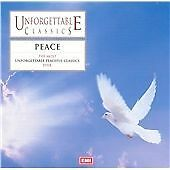 Various Artists Unforgettable Classics - Peace CD