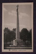 Carte postale ancienne LUXEMBOURG - Monument du Souvenir