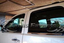 2007-2014 Chevy Tahoe 4Pc Chrome Window Sill Trim Accent