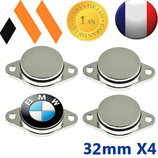 4 BOUCHONS CLAPET/VOLET D'ADMISSION  32 MM BMW SWIRL FLAP M57/330D 330CD 320D