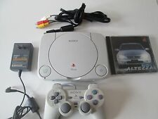 Sony Playstation 1 PS 1 Console Slim Bundle (SCPH-100) NTSC-J (Japan Import)