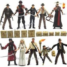 New 10 Indiana Jones WILLIE SCOTT TEMPLE GUARD OF DOOM Short round action figure