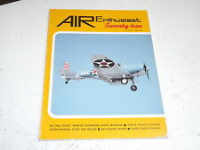 Air Enthusiast Magazine 1983 No 22 - Martin Bombers, Sea Going Avro
