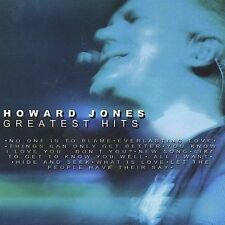 Greatest Hits by Howard Jones (CD, Jun-2002, Intercontinental Records) Rare