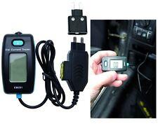 Digitaler KFZ Strommessgerät Strommessung Sicherungskasten Amperemeter PKW LKW