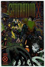 Generation X #1 Nov 1994 VF/NM 9.0 Marvel Comics Chrome Cover